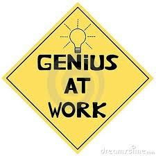 Write an essay about a genius